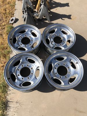 """8x170 stock rims Ford Superduty Excursion 16"""" for Sale in Fort McDowell, AZ"""