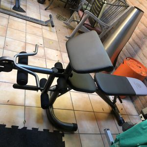 Golds multi bench for Sale in Scottsdale, AZ