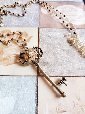 Key Pendent necklace for Sale in Norwalk, CA