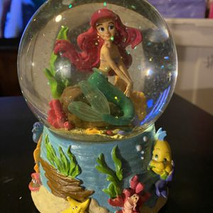 1988 Disney Little Mermaid Snow Globe for Sale in Cape Coral, FL