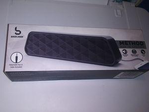 Bluetooth Speaker . Bass Jaxx for Sale in Manor, TX