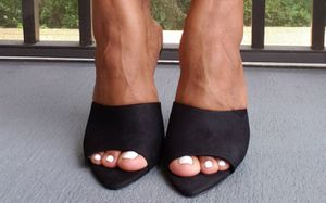 "Women Black 4"" Heel for Sale in TEMPLE TERR, FL"