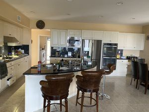 Kitchen cabinet with granite countertop for Sale in San Diego, CA