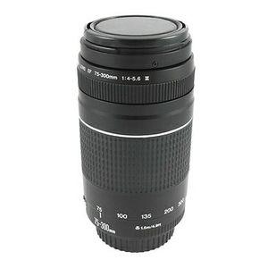 Canon EF 75-300mm f/4-5.6 III for Sale in Newport Beach, CA