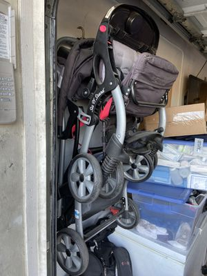 Sit n stand double stroller for Sale in Anaheim, CA