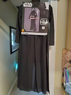 Brand new Kylo Ren child costume for Sale in Fort Lauderdale, FL