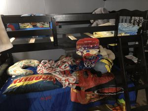 Twin bunk bed for Sale in Baltimore, MD