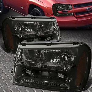 2002-2009 Chevy Trailblazer headlights (smoked) and taillights (regular) for Sale in Alexandria, VA