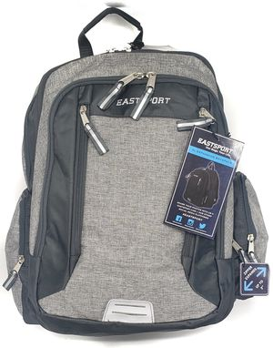 Brand NEW! Large Grey Travel Backpack For Everyday Use/Outdoors/Traveling/Work/Sports/Gym/Hiking/Biking/Holiday Gifts for Sale in Torrance, CA
