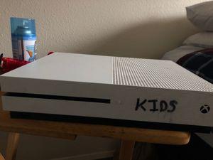 Xbox one S console for Sale in Tacoma, WA