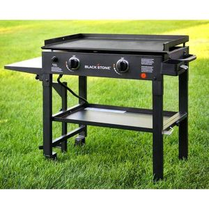 Backyard Propane Griddle Grill Cooking Station Cookout BBQ Barbecue Tailgate Camping Wheeled Portable for Sale in Santa Fe, NM