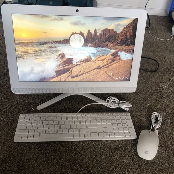 Hp All In One Computer