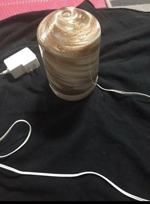 Humidifier lamp for Sale in Norfolk, VA