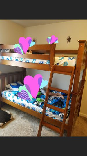 Twin size bunk beds for Sale in Ruskin, FL