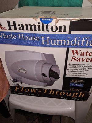 Hamilton humidifier for Sale in Evergreen, CO