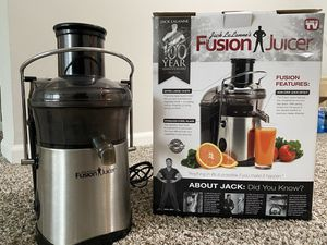 Juicer Fusion for Sale in Villa Park, IL