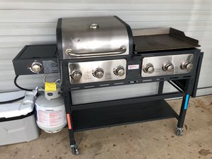 Outdoor gourmet for Sale in Pineville, LA