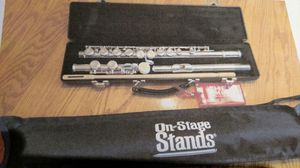 Trevor James Flute and Stand For Sale for Sale in Appleton, WI