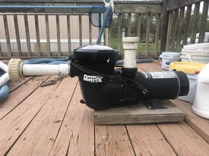 Pool motor for Sale in Cedar Creek, TX
