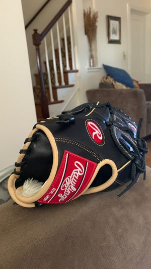 Rawlings Baseball Glove for Left-Hander 12in for Sale in Catonsville, MD