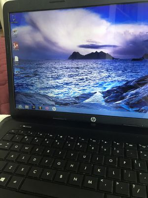 HP 2000-2c25DX Notebook (works! needs New Battery) for Sale in New York, NY
