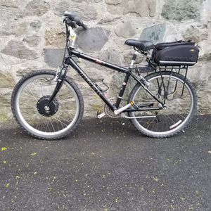 Stonewall Ebikes - Custom Built Electric Bicycles—> Extremely comfortable, fast & Efficient Trek Electric Bicycle for Sale in Brookline, MA