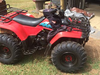 Kawasaki 4x4 300 Atv (trade Only )!! for Sale in Covington,  GA