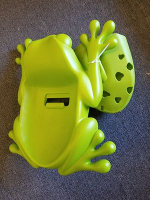 Used, Boon Bath Toy Storage green frog for Sale for sale  Seattle, WA
