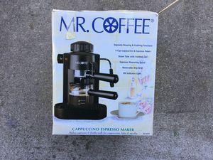 Brand new Cappuccino Espresso Maker for Sale in Newport News, VA