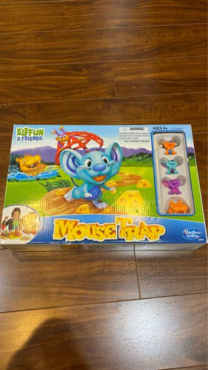 Mouse Trap Board Game for Sale in Clackamas, OR