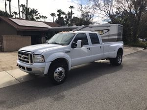 2007 ford f550 4x4 for Sale in Lake Elsinore, CA
