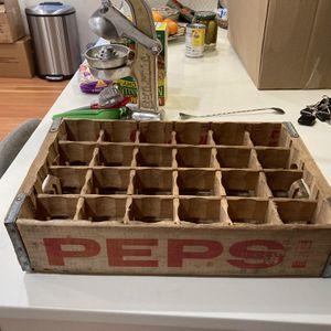 Vintage Pepsi Bottle Rack for Sale in Portland, OR