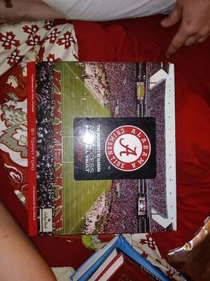 Roll tide book for Sale in Atlanta, GA
