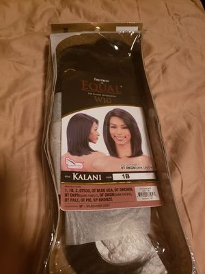 Freetress Equal Kalani synthetic wig for Sale in Valdosta, GA