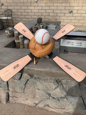Kids Baseball Ceiling Fan for Sale in Chino, CA