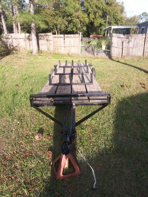 Homemade trailer for Sale in Dundee, FL
