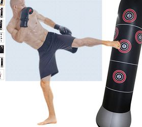 Stand Punching Air Bag/ Boxing Target Speed Bag for Sale in Hollywood,  FL