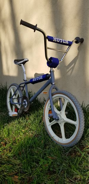 80's Hutch Windstyler Bmx Freestyle 20 Inch Bike for Sale in Arcadia, CA