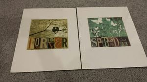 Matted photos for Sale in Millersville, MD