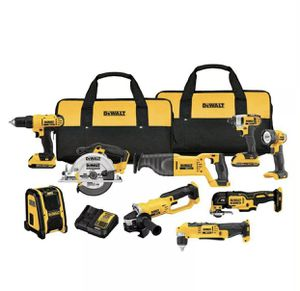 NEW Dewalt 9 Tool Combo Kit (MSRP $550) for Sale in San Diego, CA