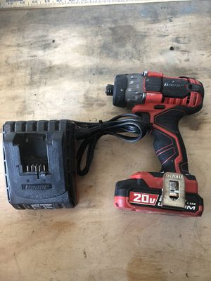 Bauer 3/8 impact wrench and drill for Sale in Federal Way, WA