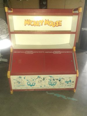Vintage Toy Chest With Bookshelves for Sale in La Mesa, CA