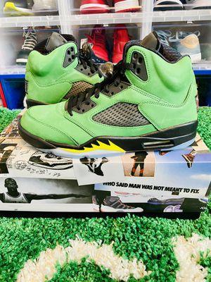 Air Jordan 5 Retro SE Oregon NEW! Men's 11 for Sale in Las Vegas, NV