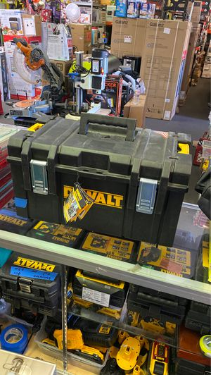 DEWALT ToughSystem DS300 22 in. Large Tool Box for Sale in Glendale, AZ