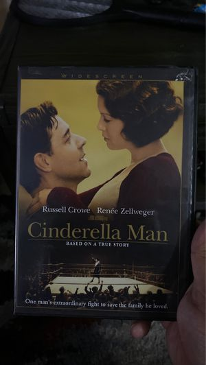 Cinderella man dvd for Sale in Long Beach, CA