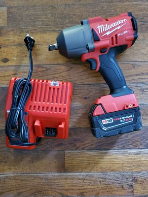 """⭐⭐⭐1/2"""" Impact Wrench Milwaukee Fuel M18 ⭐⭐⭐ for Sale in Durham, NC"""
