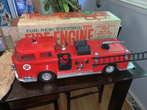 Vintage Texaco Buddy L Fire engine for Sale in Lynchburg, VA