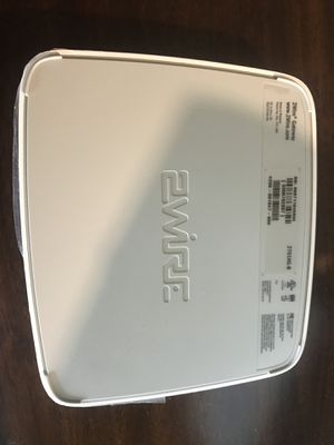 This is AT&T 2Wire 2701HG-B Gateway DSL Modem. for Sale in Houston, TX
