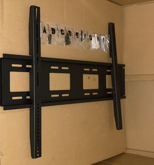 Tv wall mount tilt fix . Fits 60 inch to 110 inch TVs for Sale in Fontana, CA