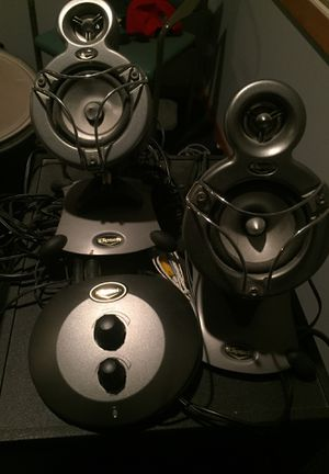 Klipsch pro media GMX 2.1 for Sale in Downers Grove, IL